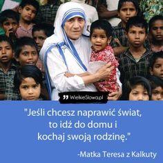 Word 2, Different Words, Mother Teresa, Motto, Catholic, Life Quotes, Wisdom, Faith, God