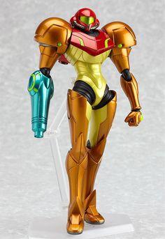 Metroid Samus Aran Action Figure New Toys Figma Good Smile Wii Detailed Metroid Samus, Samus Aran, Metroid Prime, Anime Figures, Action Figures, Vinyl Figures, Figura Iron Man, Metroid Other M, Comic Manga