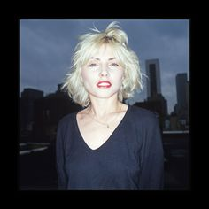 Document: The New York Skyline  Debbie Harry, 1979 by Edo Bertoglio