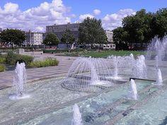 Le Havre - City Centre. Bayeux, France.