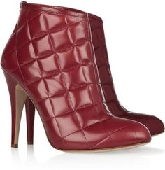ShopStyle: Bionda Castana Sara quilted leather ankle boots