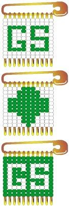 cc girl scout pins