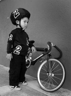 #2... Japanese keirin racer