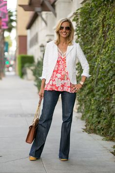 Fashion Should Be Fun - Style Over Forty: Empower & Fun Fashion Friday Link Up!
