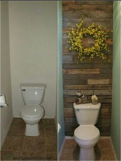 Reclaimed wood focal wall-LOVE - look for ht for heat-treated or toxins inside