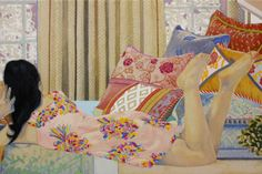 Colorful paintings by Naomi Okubo: . Painting Collage, Painting & Drawing, Illustrations, Illustration Art, Yellena James, Poster S, Doll Parts, Japanese Artists, Pattern Art