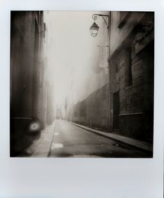 Paris by Olga O #polaroid