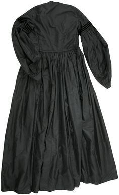 57231: Civil War Era Mourning Dress from Gettysburg : Lot 57231
