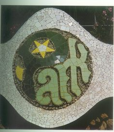 Gaudí Antonio Gaudi, Parc Guell, Stone, Outdoor Decor, Home Decor, Rock, Decoration Home, Room Decor, Stones