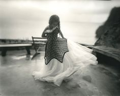 Sally Mann (American, b. 1951)  Virginia at 9, 1994  ©Sally Mann/Courtesy of Edwynn Houk Gallery