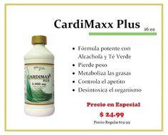 ¡En Especial! CardiMaxx Plus Consíguelo en tus tiendas Vita Natura. ¡Te esperamos! **Promoción válida hasta el 30 de Abril de 2013