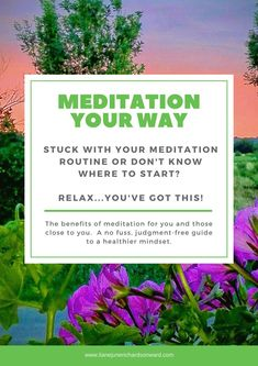 benefits and some hints on how to meditate to suit you and your life. Meditation For Beginners, Daily Meditation, Meditation Music, Mindfulness Meditation, Meditation Benefits, Meditation Practices, Inflammation Causes, Bettering Myself, Take Care Of Me