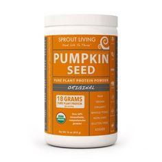 Pumpkin Seed Protein Powder - 16oz