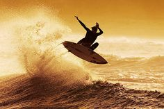 Awesome surf photo by Nate Smith