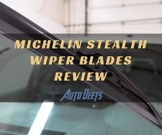 Discover how competent this Michelin stealth wiper is to your car through this review, all answers are here. Read more full details.   #Cars #MichelinStealthWiperBladesReview #stealthwiper   http://bit.ly/2fzHYTZ