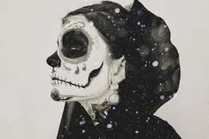 The Beauty of Mexico in 50 Stunning Pictures – Photoshop and photography galleries Mexican Skull Tattoos, Mexican Skulls, Mexico Day Of The Dead, Fantasy Make Up, Skull Pictures, Black Dahlia, The Victim, Beautiful Landscapes, Creepy