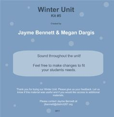 Winter smart board Smart Board Lessons, Emergent Readers, Speech Therapy, Classroom, The Unit, Student, Let It Be, Activities, Teaching