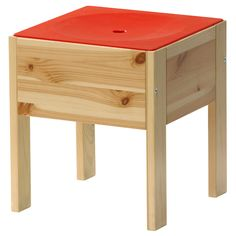 SANSAD Children's stool - IKEA
