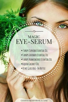 The Best Puffy Eye Serum Made With Essential Oils