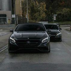 Mercedes S63 C217 / C63s W205 AMG