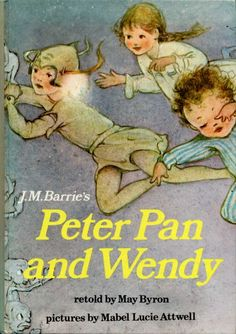 Peter Pan ill. by Mabel Lucie Attwell