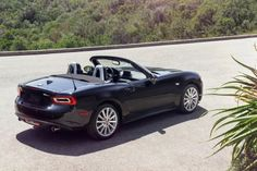 2017 Fiat 124 Spider - Autoblog Japan