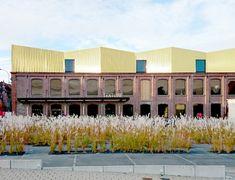 noAarchitecten, Texture Kortrijk