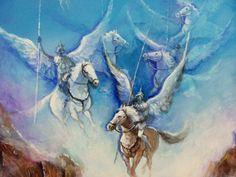 Os sete cavaleiros do Apocalipse