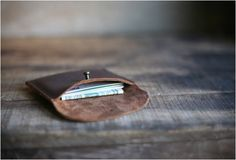 wallet - Something you should never leave home without. #alwaysthere