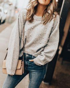 Pearl sweatshirt!