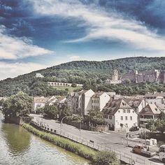 Lugares con encanto y Heidelberg. #lifewelltraveled