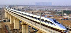 Railway Bridge China