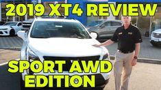 2019 Cadillac XT4 Sport Model Review | DGDG.COM Sports Models, Cadillac