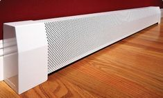 Baseboard Cover Straight Kit for hydronic baseboard heaters