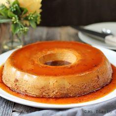 Picarones con chancaca – Mi Diario de Cocina Chilean Recipes, Carne Asada, Bagel, Doughnut, Gluten, Pudding, Bread, Desserts, Food