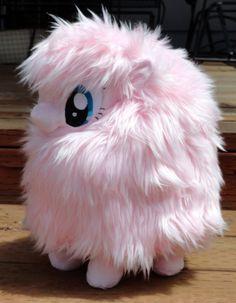 Fluffle puff knuffel