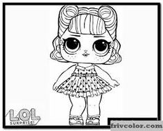 LOL Surprise Doll Coloring Pages Jitterbug - Free Printable Coloring Pages Unicorn Coloring Pages, Cute Coloring Pages, Coloring Pages For Girls, Mandala Coloring Pages, Coloring Pages To Print, Free Printable Coloring Pages, Coloring For Kids, Free Coloring, Coloring Sheets