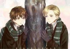Scorpio and Albus