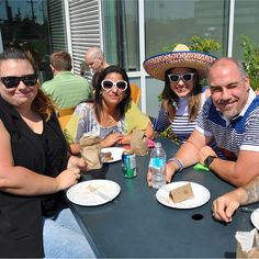 Mexcican party at STANDARD! Because we never forget to have fun!  #StandardProducts #Montreal #Quebec #MexicanFood #MexicanParty #HappyFriday #Friday #SummerTime #Summer #OfficeLife #Party