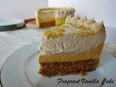 Fragrant Vanilla Cake: carrot cake