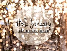 Hello January Images, Pictures, Quotes, and Pics January Pictures, January Images, Monthly Pictures, Happy New Year Quotes, Quotes About New Year, New Year 2017, Happy New Year 2020, Hello January Quotes, Hello August