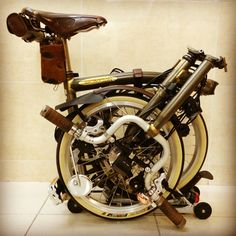My Love Brompton Bike
