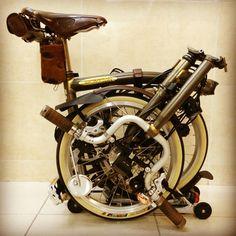 My Love Brompton Bike