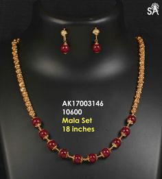 Gold Pendant, Pendant Jewelry, Beaded Jewelry, Bead Jewellery, Coral Jewelry, India Jewelry, Ruby Necklace, Earrings, Indian Wedding Jewelry