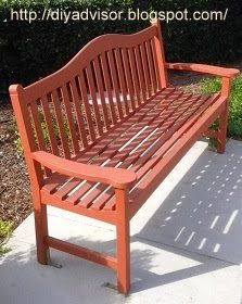 DIY Advisor: How To Paint Several Condominium Park Benches with Restore® Paint