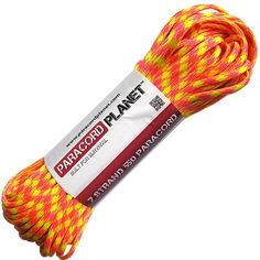 SafetyCare Commercial Grade 550 lb Type III Nylon Paracord
