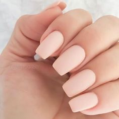 Nail art is a very popular trend these days and every woman you meet seems to have beautiful nails. It used to be that women would just go get a manicure or pedicure to get their nails trimmed and shaped with just a few coats of plain nail polish. Best Acrylic Nails, Matte Nails, Polish Nails, Black Nails, Blue Nail, Plain Acrylic Nails, Squoval Acrylic Nails, Pink Acrylics, Acrylic Nail Art
