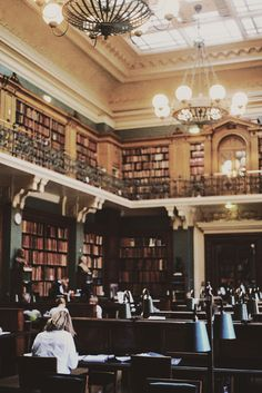 National Art Library in London