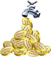 CLICKhistérico: FAUCETS con pago directo a tu monedero XAPO