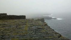 Dun Aengus in Inishmor -One of the best things I did on my trip -Must-see